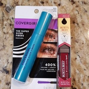 Cover girl and burt's bees bundle